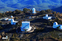 Coonabarabran Accommodation - Siding Spring Observatory
