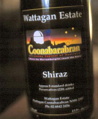 Coonabarabran Accommodation - Coonandry Wines